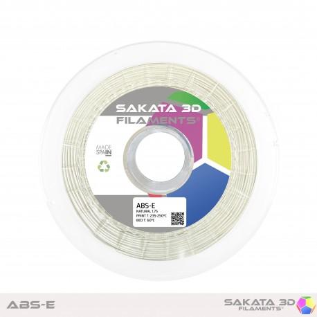ABS-E Sakata 3D - 1.75mm 1Kg - NATURAL