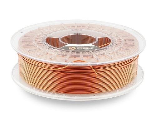 CPE HG100 Fillamentum - 1.75mm 750Gr - Caramel Brown Metalic