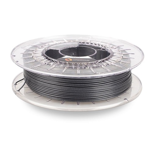 "Flex Fillamentum- 1.75mm 500gr - Flexfill 98A ""Vertigo Grey"""
