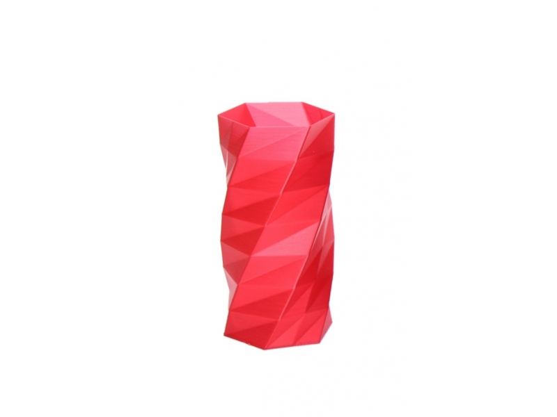 PLA Filament PM - 1.75mm 1Kg - Vermelho Pérola