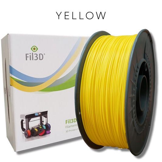 PLA Tucab 4032D - 1.75mm 1Kg - Amarelo