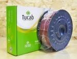 PETg Tucab - 1.75mm 1Kg - Encarnado