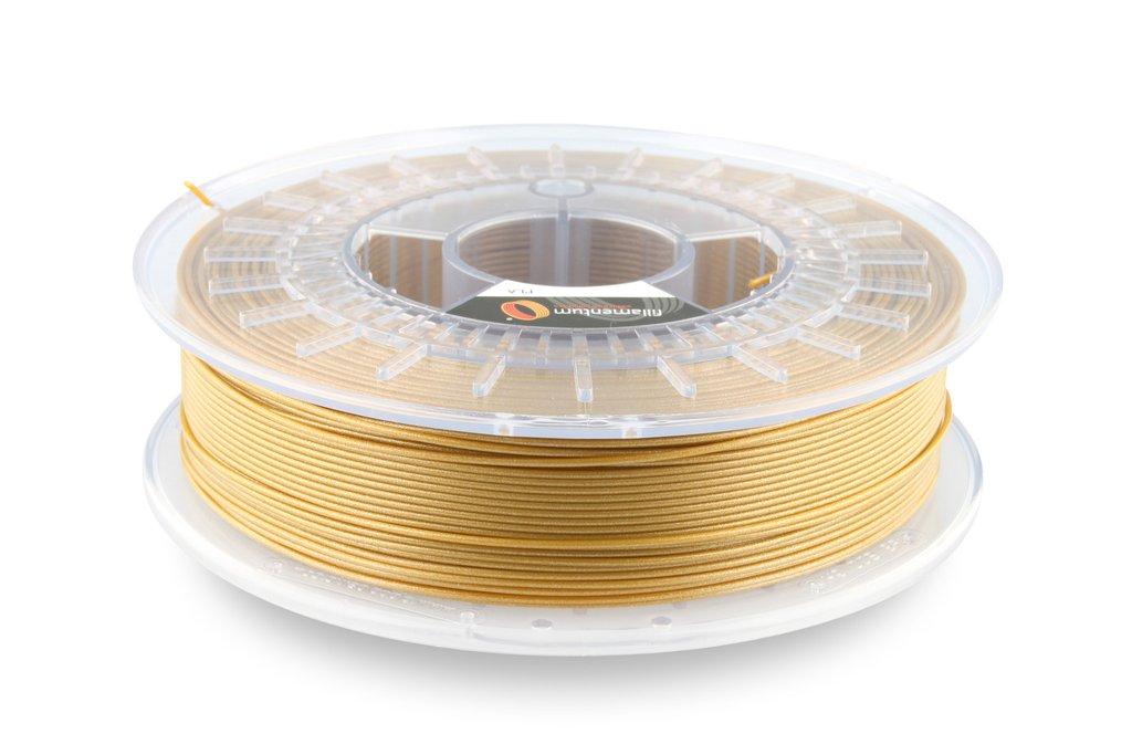 PLA Fillamentum - 1.75mm 750Gr - Gold Happens