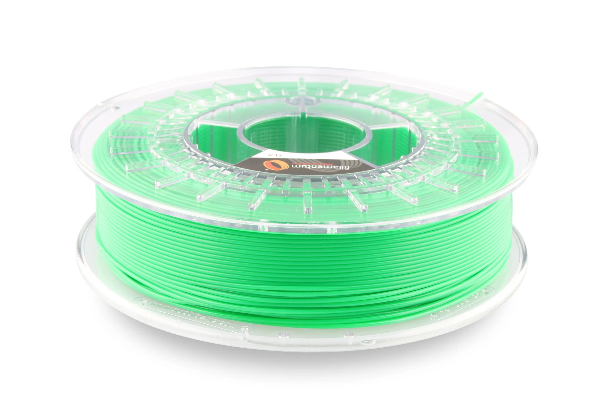 PLA Fillamentum - 1.75mm 750Gr - Luminous Green