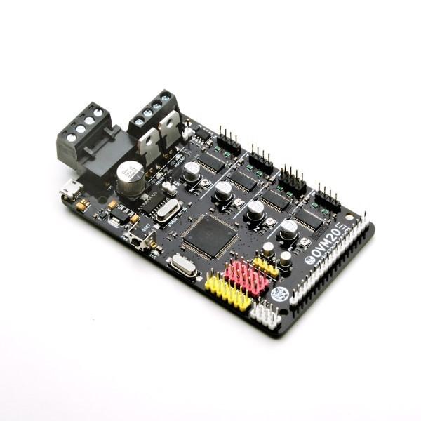 OVM20 Lite (Ramps 1.4+Arduino Mega+DRV8825)