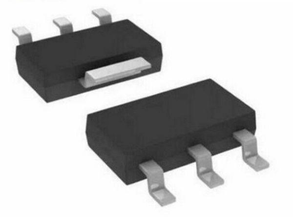 Regulador de Voltagem AMS1117 5.0V 1A