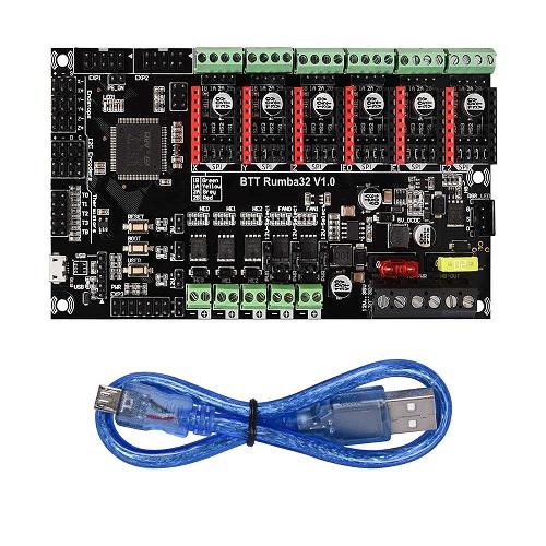 Board BTT Rumba32 V1.0