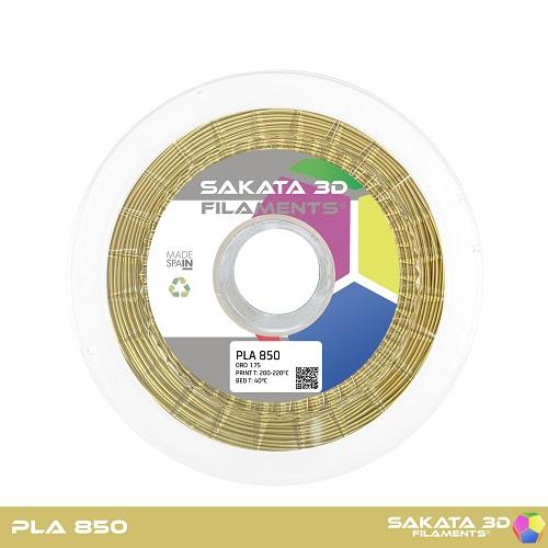 PLA INGEO 3D850 Sakata 3D  - 1.75mm 1Kg - GOLD