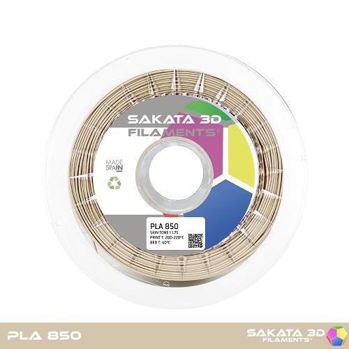 PLA INGEO 3D850 Sakata 3D - 1.75mm 1Kg - SKIN TONE 2