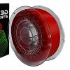 PLA INGEO 3D870 Sakata 3D - 1.75mm 1Kg - Vermelho
