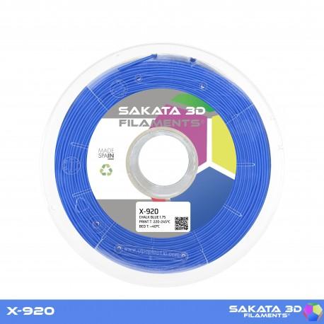 Flexível X-920 Sakata 3D - 1.75mm 450gr - BLUE