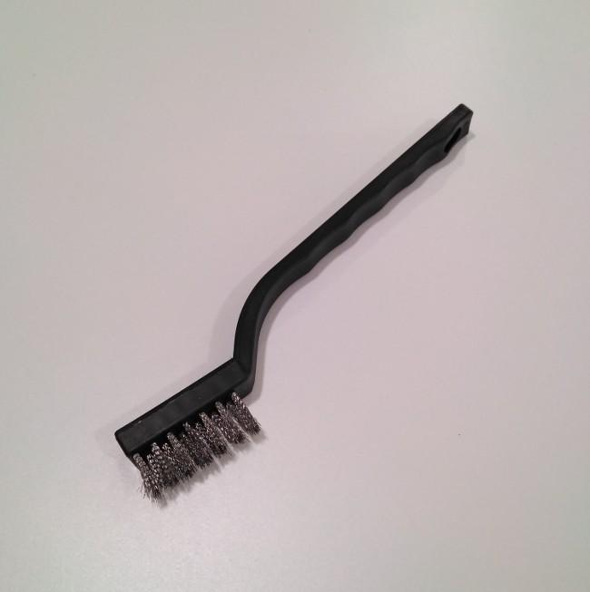 Escova de Limpeza do Nozzle e Bloco - Aço Inox