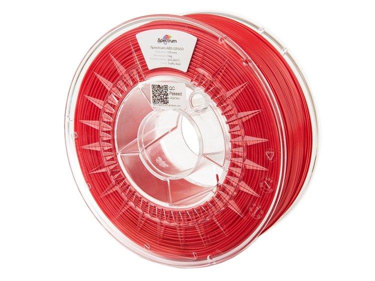 ABS GP450 Spectrum - 1.75mm 1Kg - Traffic Red