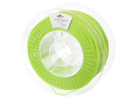 PLA Spectrum - 1.75mm 1Kg - Lime Green (RAL6018)