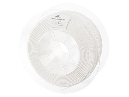 PLA Spectrum - 1.75mm 1Kg - Polar White (RAL9003)