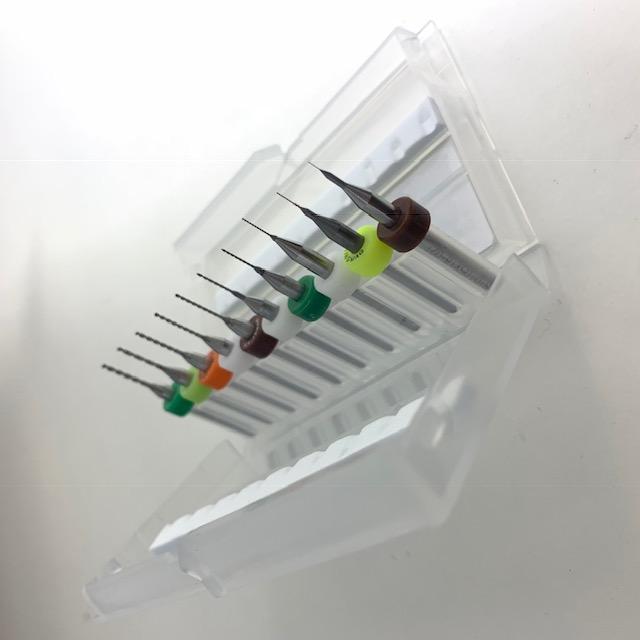 Broca para limpeza do Nozzle Kit  - 0.1-1.0 mm