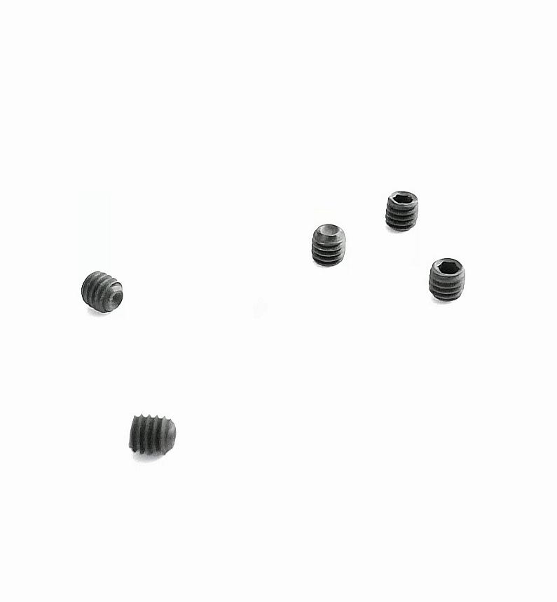Parafuso sextavado M4x4 - Grub Screw